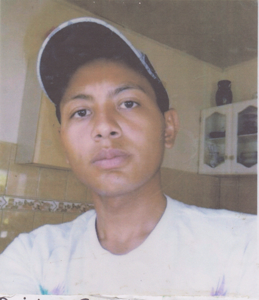 Se busca a Bayron Francisco Maradiaga